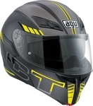 AGV Compact-ST Seattle Black Matt/Yellow
