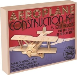 Professor Puzzle Construction Kit - Aeroplane