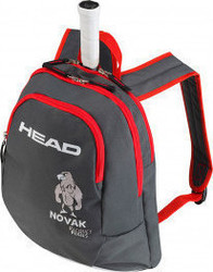 Head Novak Kids 283596 Grey/Red