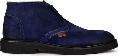 Boss Shoes F18191 Blue