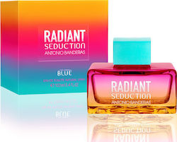 Antonio Banderas Radiant Seduction Blue Eau de Toilette 100ml