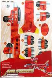 OEM 3D Puzzle Air Force Series