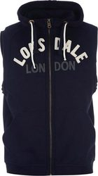 Lonsdale Hooded Top 632248 Navy