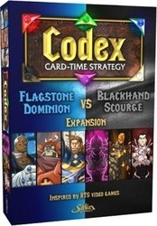 Sirlin Games Codex: Card-Time Strategy - Flagstone Dominion Vs Blackhand Scourge Expansion