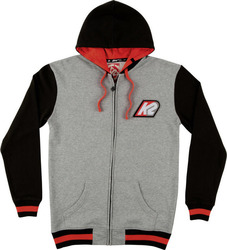 K2 Recoil Fz Hoody 10-70-13-001 Grey/Black