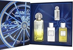 Hermes Le Jardin De Monsieur Li Eau De Toilette 100ml & Body Lotion 40ml & Shower Gel 40ml + Eau de Toilette 7,5 ml