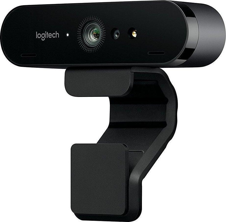 Logitech Brio Ultra HD Pro (960-001106) - Πληρωμή και σε έως 36 Δόσεις!!!