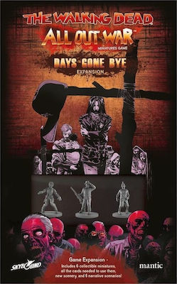 Mantic The Walking Dead: All Out War - Days Gone Bye