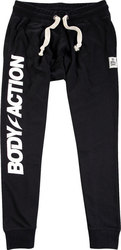 Body Action Drop Crotch Loose Fit 023612 Black