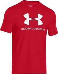 Under Armour Sportstyle Logo T-Shirt 1257615-600
