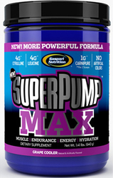 Gaspari Super Pump MAX 640gr Lemonade