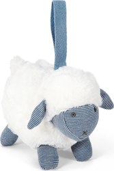 Mamas & Papas Welcome To The World Chime Sheep - Blue