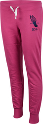 GSA Sweatpants 881374 Pink