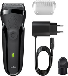 Braun Series 3 300S Black