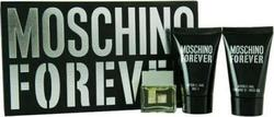 Moschino Forever Eau de Toilette 50ml & After Shave Balm 50ml & Shower Gel 50ml