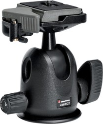 Manfrotto Compact Ball Tripod Head with RC2 Quick Release Plate 496RC2 Κεφαλή - Φωτογραφική