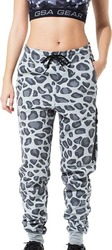 GSA Printed Buggy Sweatpants 192694 Grey