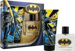 Dc Comics Batman Eau de Toilette 75ml & Shower Gel 150ml