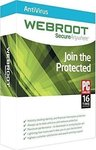 Webroot Antivirus 2017 (1 Licence , 1 Year)