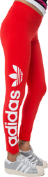 Adidas Linear Leggings Red AY8108
