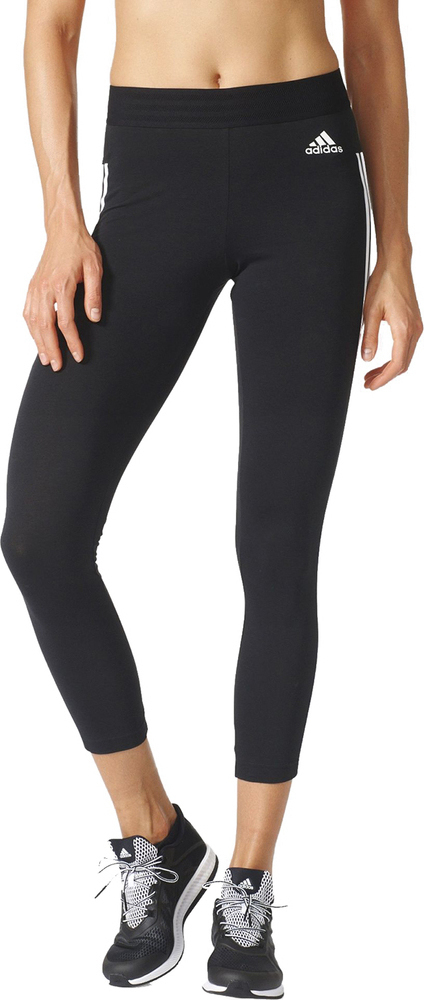 Adidas Essentials 3 Stripes Tights BS4820 - Skroutz.gr b937ff1503d