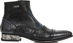 New Rock Hacha M.NW133-S5 Black