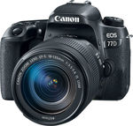 Canon EOS 77D Kit (EF-S 18-135mm f/3.5-5.6 IS USM)