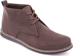 Oshoes 1801-2 Brown