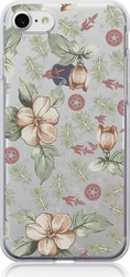 Call Candy Back Cover Vintage Floral (iPhone 8/7)