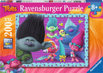 Trolls: Princess Poppy & Her Friends 200pcs (12839) Ravensburger