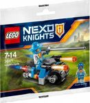 Lego Knight's Cycle Set 30371