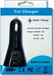 OEM Car Power Quick Charger ER-18W