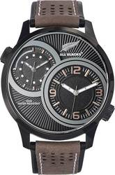 All Blacks Brown Leather Strap 680267