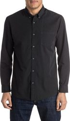 QUIKSILVER EVERYDAY WILSDEN LS SHIRT TARMAC