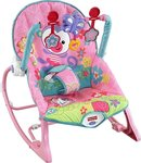 Fisher Price Infant To Toddler Rocker Pink