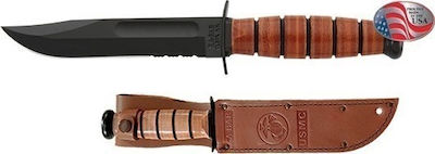Ka-Bar Short USMC Serrated