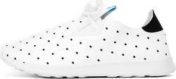 Native Shoes Apollo Moc Shell 211024068196 White Polka Dot