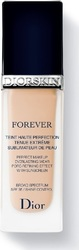 Dior Diorskin Forever Fluid Foundation SPF35 015 Tender Beige 30ml