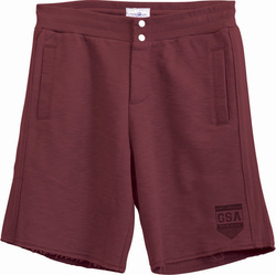 GSA Vintage Shortpants 881523 Burgundy