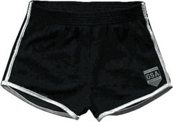 GSA Vintage Shorts 882638 Black