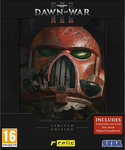 Warhammer 40000 Dawn of War III (Limited Edition) PC