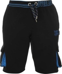 Everlast Roy Sweat Shorts 436052 Black/Blue