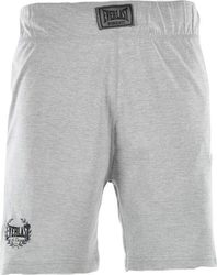 Everlast Single Jersey Shorts EVR4486 Grey Marl