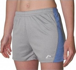 More Mile Marl Jersey Running Shorts MM1768