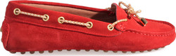 Kricket Lily Suede Red