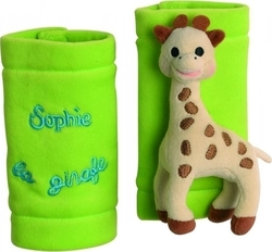 Sophie The Giraffe Belt Cover 470207 Green