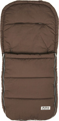 Altabebe Footmuff Brown