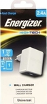 Energizer 1x USB Wall Adapter Λευκό (ACA1BEUHWH3)