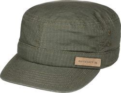QUIKSILVER RENEGADE MILITARY CAP DUSTY OLIVE