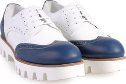 Boss Shoes C4878 Blue / White